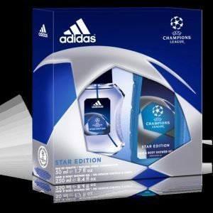 Adidas Uefa Star Edition Miesten Lahjapakkaus