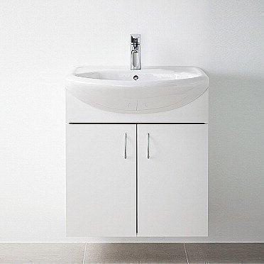 Alakaappi IDO Renova 93189 445x620x230 mm valkoinen sileä