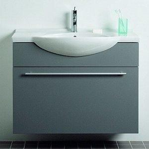 Alakaappi IDO Select Medium 594x650x370 mm laatikolla tummanharmaa