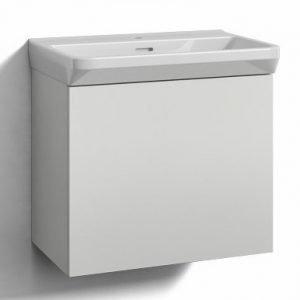 Alaosa Forma 60x35 + pesuallas 1 laatikko valkoinen