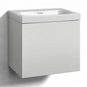Alaosa Forma 60x45 + pesuallas 1 laatikko valkoinen