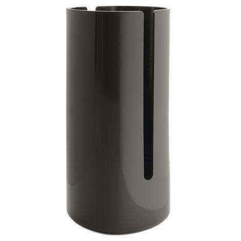 Alessi Birillo WC-paperiteline Tummanharmaa