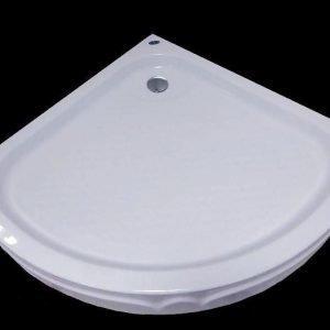 Allas LaSpa suihkunurkkaukselle 80x80 cm