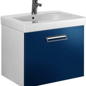 Allaskaappi Gustavsberg Logic 1860 Moody Blue 600x450x395 mm