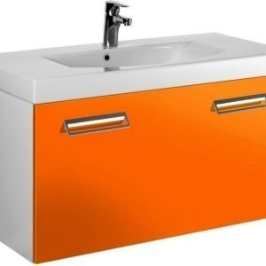 Allaskaappi Gustavsberg Logic 1890 Crazy Orange 900x450x395 mm