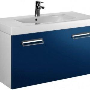 Allaskaappi Gustavsberg Logic 1890 Moody Blue 900x450x395 mm
