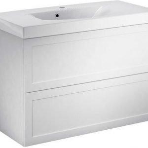Allaskaappipaketti Gustavsberg Logic 1892 Classy White 920x600x411 mm