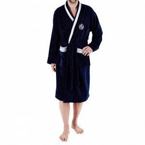 Arc Of Scandinavia Arc Sundö Bathrobe Kylpytakki Mariininsininen Xl / Xxl