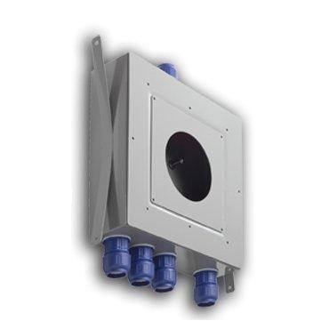 Asennuskotelo Joramark BOX300 30010 300x300x80 mm Hansgrohe iBox-piilosuihkulle