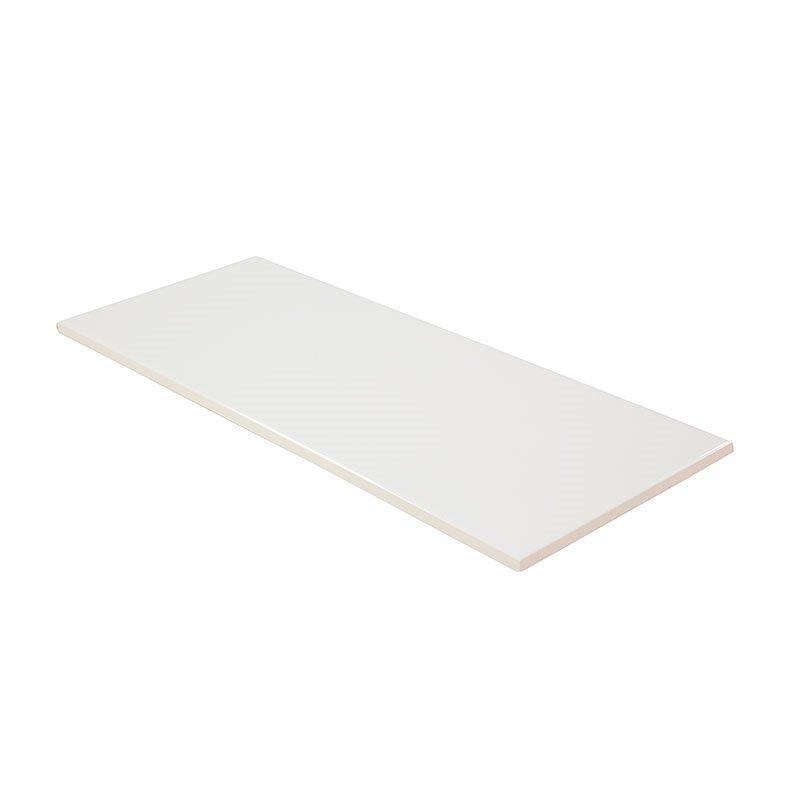 Bianca Seinälaatta Valkoinen 20x50 Valkoinen
