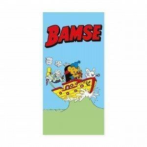 Brandnet Bamse Badlakan Kylpypyyhe Multi 70x140 Cm