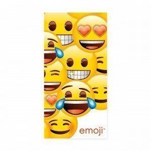 Brandnet Emoji Kylpypyyhe Multi 70x140 Cm