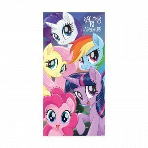 Brandnet My Little Pony Badlakan Kylpypyyhe Multi 70x140 Cm