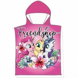 Brandnet My Little Pony Kylpyponcho Multi 60x120 Cm