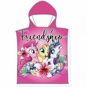 Brandnet My Little Pony Kylpyponcho Multi 60x120 Cm