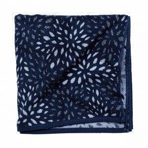 Brus Bath Towel Kylpypyyhe Monivärisininen 70x140 Cm
