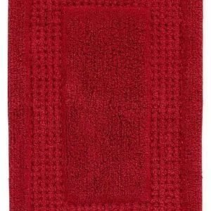 Cellbes Kylpyhuonematto Punainen