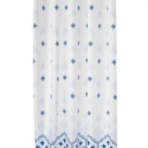 Cellbes Suihkuverho Sininen Vaaleansininen