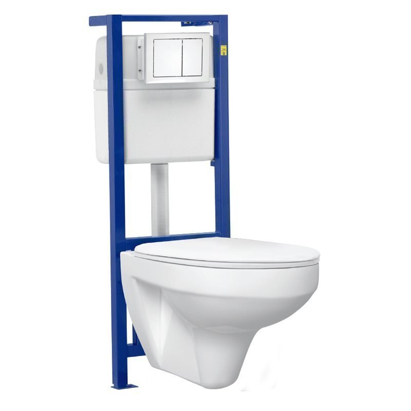 Cersanit Seinä-WC