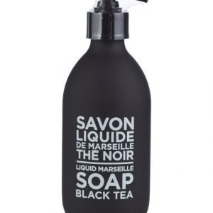 Compagnie De Provence Black Tea Nestesaippua 300 ml