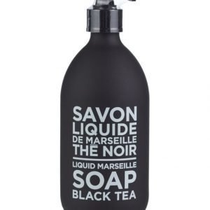 Compagnie De Provence Black Tea Nestesaippua 500 ml