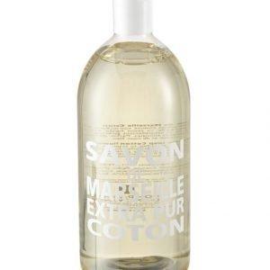 Compagnie De Provence Extra Pur Cotton Flower Nestesaippua Täyttöpakkaus 1 l