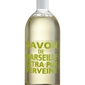 Compagnie De Provence Extra Pur Fresh Verbena Nestesaippua Täyttöpakkaus 1 l
