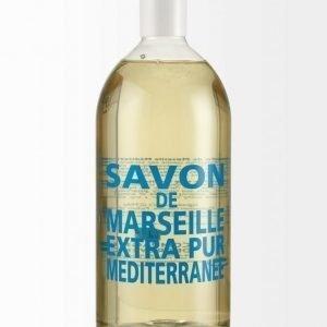Compagnie De Provence Extra Pur Mediterranean Sea Nestesaippua Täyttöpakkaus 1 l