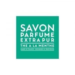 Compagnie De Provence Extra Pur Mint Tea Kiinteä Saippua 100 G