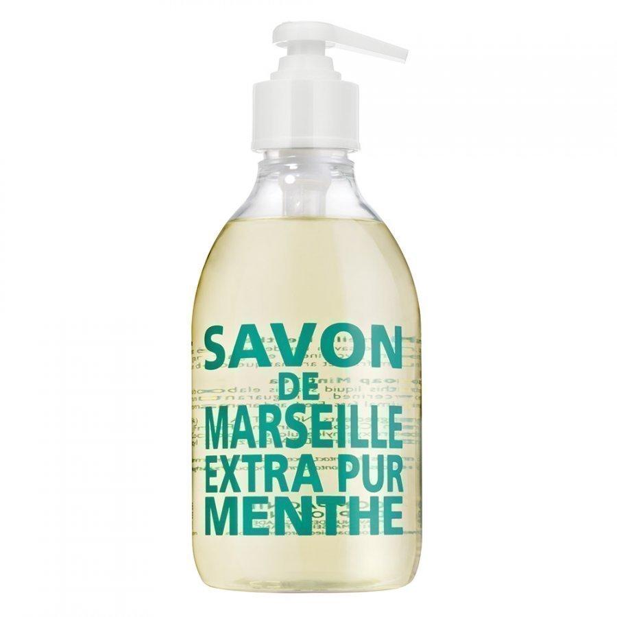 Compagnie De Provence Extra Pur Nestesaippua Pet Minttu 300ml