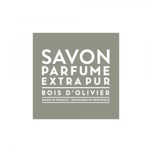 Compagnie De Provence Extra Pur Olive Wood Kiinteä Saippua 100 G