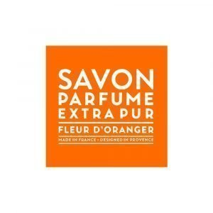 Compagnie De Provence Extra Pur Orange Blossom Kiinteä Saippua 100 G