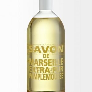 Compagnie De Provence Extra Pur Pamplemousse Nestesaippua Täyttöpakkaus