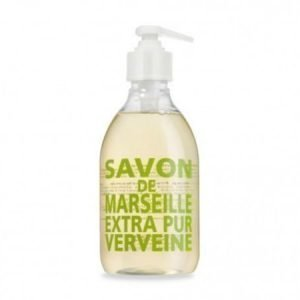Compagnie De Provence Nestemäinen Marseille-saippua 300 ml Fresh Verbena