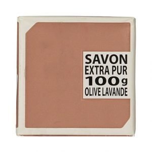 Compagnie De Provence Savon Extra Pur Olive Lavande Saippua 100 g