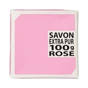 Compagnie De Provence Savon Extra Pur Rose Saippua 100 g