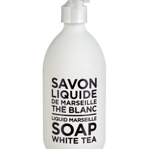 Compagnie De Provence White Tea Nestesaippua 500 ml