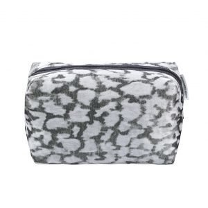 Designers Guild Ciottoli Graphite Medium Toilettilaukku