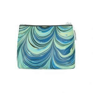 Designers Guild Delahaye Turquoise Small Toilettilaukku
