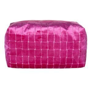 Designers Guild Leighton Fuchsia Medium Toilettilaukku