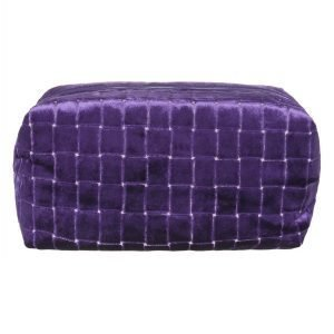 Designers Guild Leighton Violet Medium Toilettilaukku
