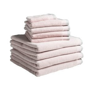 Dirty Linen Dirty Eco Pyyhe Pink Blush 50x70 Cm
