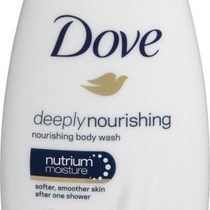 Dove Deeply Nourishing Suihkusaippua 250 Ml