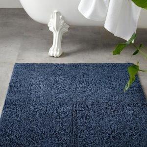 Ellos Elise Kylpyhuonematto Sininen 80x120 Cm