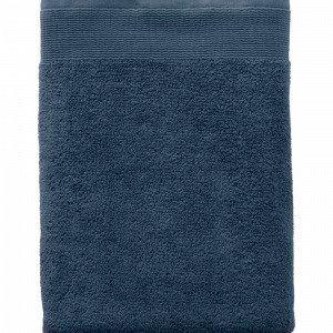 Ellos Selma Kylpypyyhe Sininen 90x150 Cm