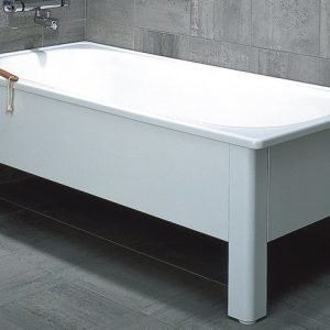 Emaliamme Svedbergs 1204 140x70x51 cm valkoinen