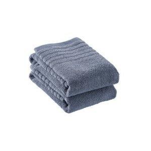 Enya Pyyhkeet 2-Pakkaus Ekologinen Sininen