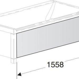 Etulevy IDO Seven D Image 1700 kylpyammeelle valkoinen