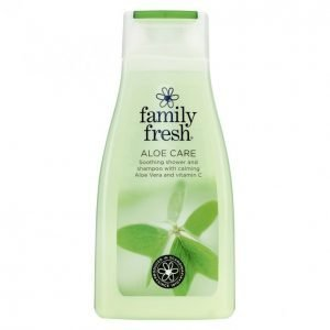 Family Fresh Aloe Care Suihkusaippua 500 Ml