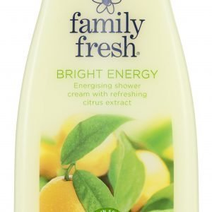 Family Fresh Bright Energy Suihkusaippua 500 Ml